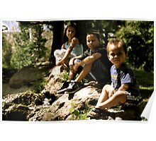 3 Siblings Poster