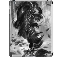 TORNADO. iPad Case/Skin