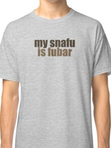 snafu Classic T-Shirt