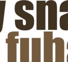 snafu Sticker