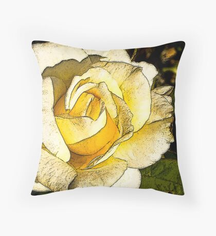 Pure    / Throw Pillow