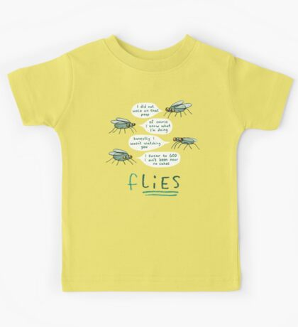 fLIES Kids Tee