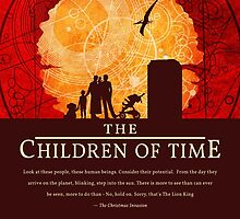 The Children of Time - 2015 (Card) by ifourdezign