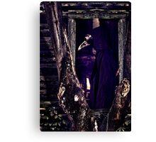 The Raven Fine Art Print Canvas Print