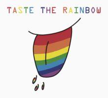 Taste The Rainbow by Sachiko-Ka
