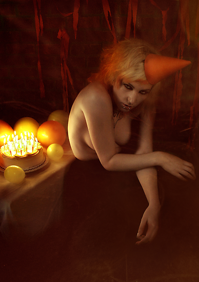 A Very Merry Unbirthday To You by PorcelainPoet