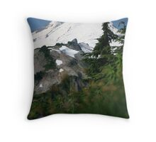 Mt Baker High   Throw Pillow