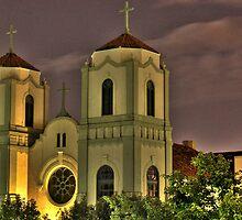Nocturnal Chapel by ShotByAWolf