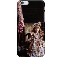 Amanda Fine Art Print iPhone Case/Skin