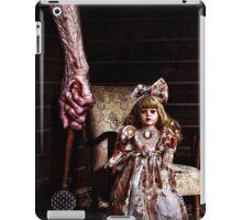 Amanda Fine Art Print iPad Case/Skin
