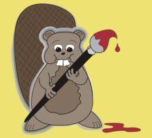 Beaver T Kids Tee