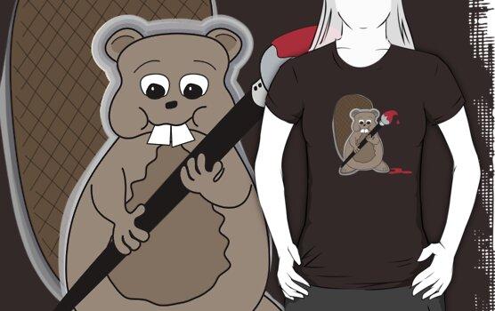 Beaver T by georgiegirl