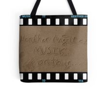 Heather Angell Musik - On Tour Tote Bag