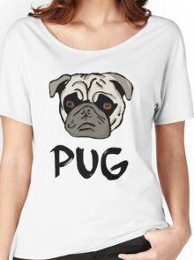 PUG Women's Relaxed Fit T-Shirt