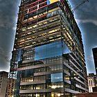 Naked Skyscraper by ShotByAWolf