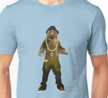 GANGSTA BEAR Unisex T-Shirt