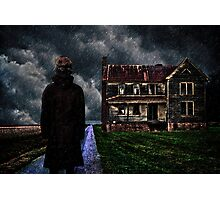 The Visitor Fine Art Print Photographic Print