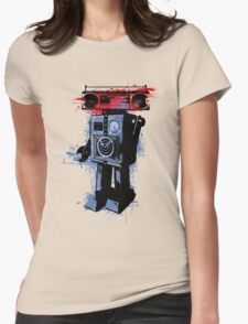 Soundroid Womens Fitted T-Shirt
