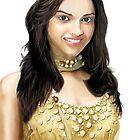 Deepika Padukone by Sundar Singh