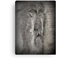 The Devil Doctor Canvas Print