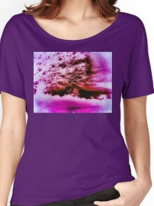 Acid Wash: Love Women's Relaxed Fit T-Shirt
