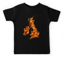 Baked bean Britain Kids Tee