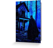 The Family Fine Art Print Greeting Card