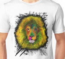 OCD LION HEAD Unisex T-Shirt