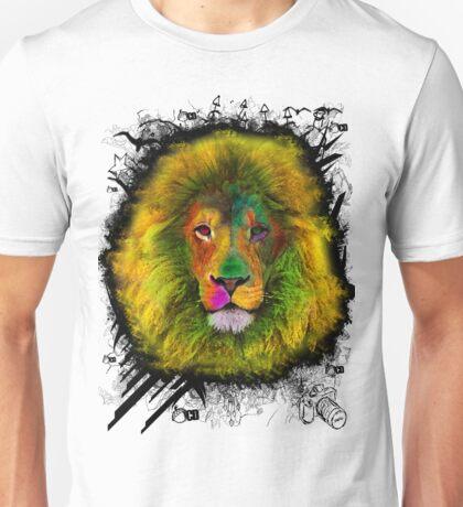OCD LION HEAD Unisex T-Shirt