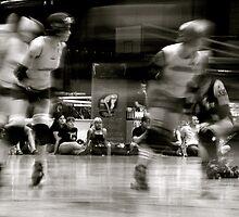 Roller Derby by xrachaelx