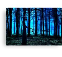 Night Shift Fine Art Print Canvas Print