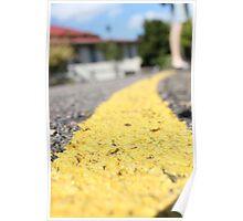 Yellow brick road Poster