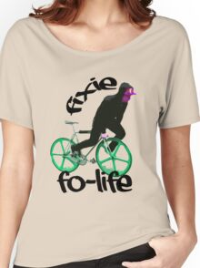 Fixie for life Women's Relaxed Fit T-Shirt