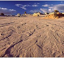 River of Sand by Terry Everson