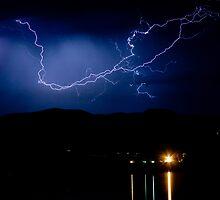 Lightning Storm 08.05.09 by Bo Insogna