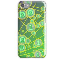 Random bits  iPhone Case/Skin