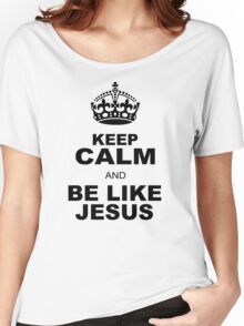 BE LIKE JESUS Women's Relaxed Fit T-Shirt
