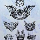 Batty Babies by Brett Manning