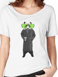 DRINKIN BEAR Women's Relaxed Fit T-Shirt
