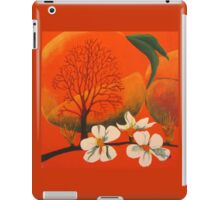 Peach Prelude iPad Case/Skin