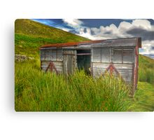 Abandoned Wagon #3 Metal Print