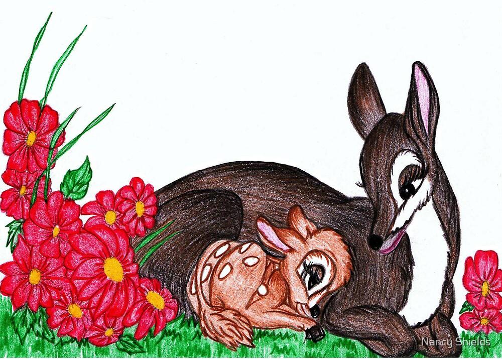 Love by Nancy Shields