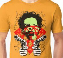 FUCKIN LIVIN CRAZY MAN Unisex T-Shirt