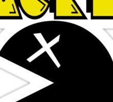 CRACK MAN!! Sticker