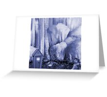 Lonely fairy Greeting Card