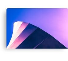 Sculpture Abstract Canvas Print