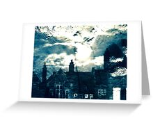 Coup double Greeting Card