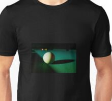 Snooker table Unisex T-Shirt