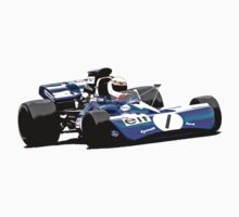 1971 Tyrrell 003 Stewart Formula One by inmotionphotog