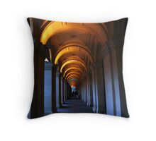 Lines and Light. Throw Pillow